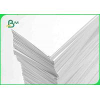China High Smooth Uncoated White Bond Paper 80gsm Woodfree Offset Paper For Text Books on sale