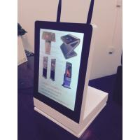 China Quad Core 12.1 inch Vertical LCD Display With Rotating Base , Wifi And 3G on sale