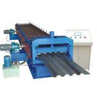 Wall Panel Steel Sheet Roll Forming Machine in Construction for Outdoor Decoration Manufactures
