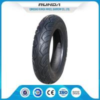 Hard Cross Slip Motor Cycle Tires 8PR , Racing Motorcycle Tires Natural Rubber Manufactures