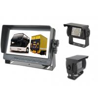 China 2 Video Input Car Reversing Camera System 7 Inch  Backup Rear View Cam For Truck on sale