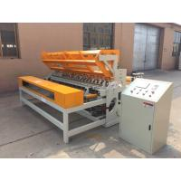 Buy cheap Mesh Size 100x100 mm Roll Mesh Welding Machine Wire Diameter 2.5--5mm from wholesalers
