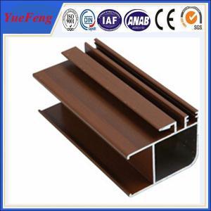 Modern Wooden Aluminium Profile Windows And Door Manufactures