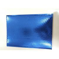 China Customized Metallic Foil Bubble Bags Colored Shipping Envelopes 215x260mm #E on sale