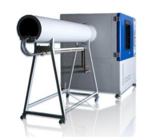 IPX3 IPX4 Class Rain Test Chamber Rain Spray Simulation Environmental Tester Manufactures
