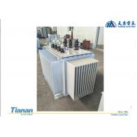 Full Sealed Outdoor Oil Immersed Power Transformer 20kv With Three Phase Manufactures