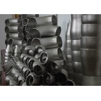 Duplex Stainless Steel Fittings / Nickle Alloy Pipe Fittings For Chemical Industry Manufactures