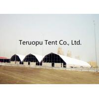 Heavy Duty 20M PVC Storage Tents Practical Workshop Outside Storage Tents Manufactures