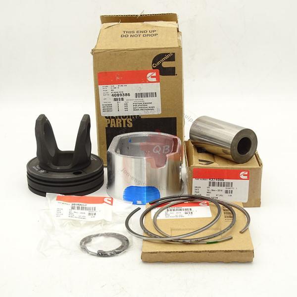 Quality machinery engine parts Cummins ISM11 engine parts piston 4089386 piston kit 3102808 3102807 for sale