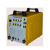 High quality TIG/MMA 200A 220V Inverter TIG/MMA AC/DC Aluminum Welding Machine Manufactures