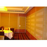 HPL Melamine Training Room Internal Partition Walls For Convention Manufactures