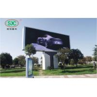 China Large Outdoor HD P6.67 LED Billboards Advertising Programmable LED Signage on sale