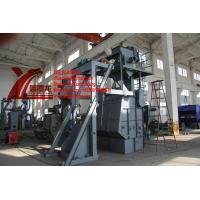 SXQ3210A Tumble Belt Type Shot Blasting Machine Manufactures