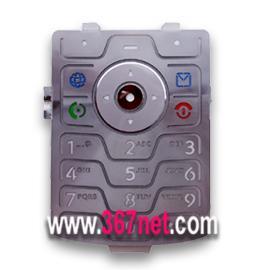 China Oem Motorola V3 Keypad on sale