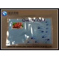 Nylon / PE Frozen Vacuum Pouch For Food Packaging Keep Long Time Storage Manufactures