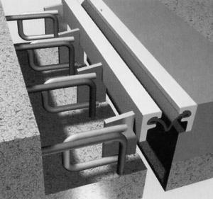 Bridge Modular bridge expansion joint with high quality GQF-C,GQF-Z,GQF-L,GQF-E,GQF-F,GQF-MZL Manufactures