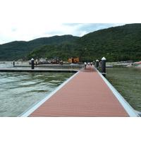 KS1200 Aluminum Floating Docks  Marine Grade 0.2mm ~ 15mm Thickness Manufactures