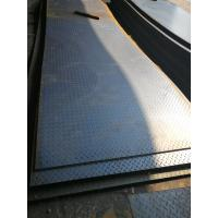 China Tear Drop Chequered MS Carbon Steel Plate A36 Q235 3mm Thickness on sale