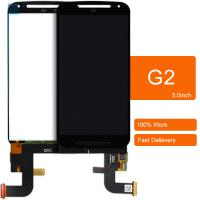 China Motorola Moto G2 LCD Display Touch screen with digitizer Assembly Black color on sale