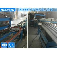 Quality Heat Insulating PU Cement Sandwich Panel Production Line for Sandwich Wall Panel for sale