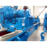 500 Tons General  Welding Rotator Two Motors Synchronization Drived Big Tanks Rolling Manufactures