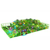 China Plantation Style Kids Indoor Playground Equipment For Amusement Park KP151208 on sale