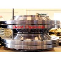 China Alloy Steel Reducing Weld Neck Flange , Carbon Steel Forged Flanges  on sale