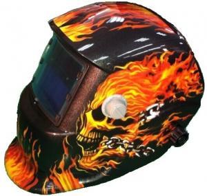 China Auto Darkening Welding Helmet TRQ-H201 on sale