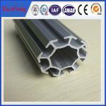 Promotional Exhibition Aluminum Profile, exhibition booth aluminum profile materials Manufactures