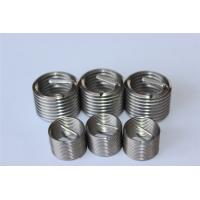stainless steel M8*1.25 sink inserts for plastic Manufactures