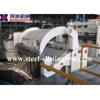 Carbon Cold Cut To Length Machines With Hydraulic Cutter , 1600mm Max Width Manufactures