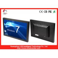 Wall Mounted 32 LED Multi Touch Screen Monitor With Capacitive Touch Screen Manufactures