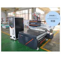4 Axis Rotary Woodworking CNC Router With Vacuum Table For Carpentry Furniture Manufactures