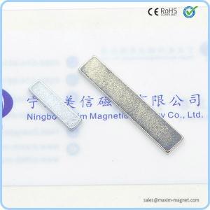 Buy cheap Neodymium long block magnets from wholesalers