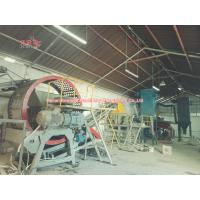 China High Utilization Waste Tire Recycling Plant Tire Rubber Powder Production Line on sale
