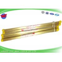 Double Hole EDM Brass Tubes 1.0mm Cheap Brass Tubing Applied EDM Drill Machine Manufactures