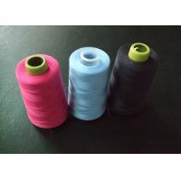 China 100% Ring Spun Polyester Cone Sewing Thread , 40s/2 3000yards on sale