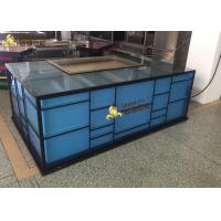 Buy cheap 1200mm Electric Heating Japanese Teppanyaki Grills Table for Hotel and Restaurant from wholesalers