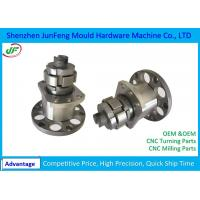 Buy cheap CNC Machine Components Parts , CNC Milling Parts +/-0.005mm Tolerance from wholesalers