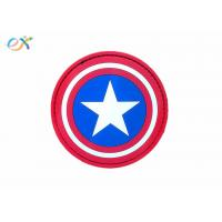 Personalized Custom Morale Patches Pvc NEO Tactical Gear Captain America Manufactures