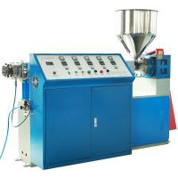 PP Plastic Drinking Straw Making Machine Quiet Operation Long Service Life Manufactures