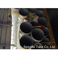 2 inch stainless steel tubing Stainless Steel Round Tube SS304 06Cr19Ni10 Bright Annealed / Polished Surface Manufactures