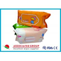 Mix Package Wet Wipe Tissues Baby Skin Care With Plain Spunlace Nonwoven Fabric Manufactures