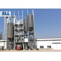 Commercial Dry Mortar Mixer Machine , Dry Mix Mortar Production Line Manufactures