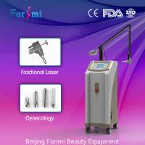 micro fractional urbian 100w CO2 mixto laser resurfacing treatment Medical non ablative laser resurfacing Manufactures