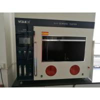 Buy cheap Automatic Glow Wire Test Apparatus Fire Safety Test , Flammability Test Chamber from wholesalers