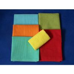 100% cotton waffel yarn deyd tea towel/kitchen towel/dish towel Manufactures
