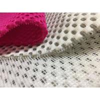 China Anti - Static Polyester Air Mesh Fabric For Sports Shoes / Suitcases Free Sample on sale