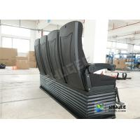Environment Friendly Big 4D Movie Theater 4DM Motion Chair Easy Installation Manufactures