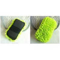 China microfiber cleaning sponge for car on sale